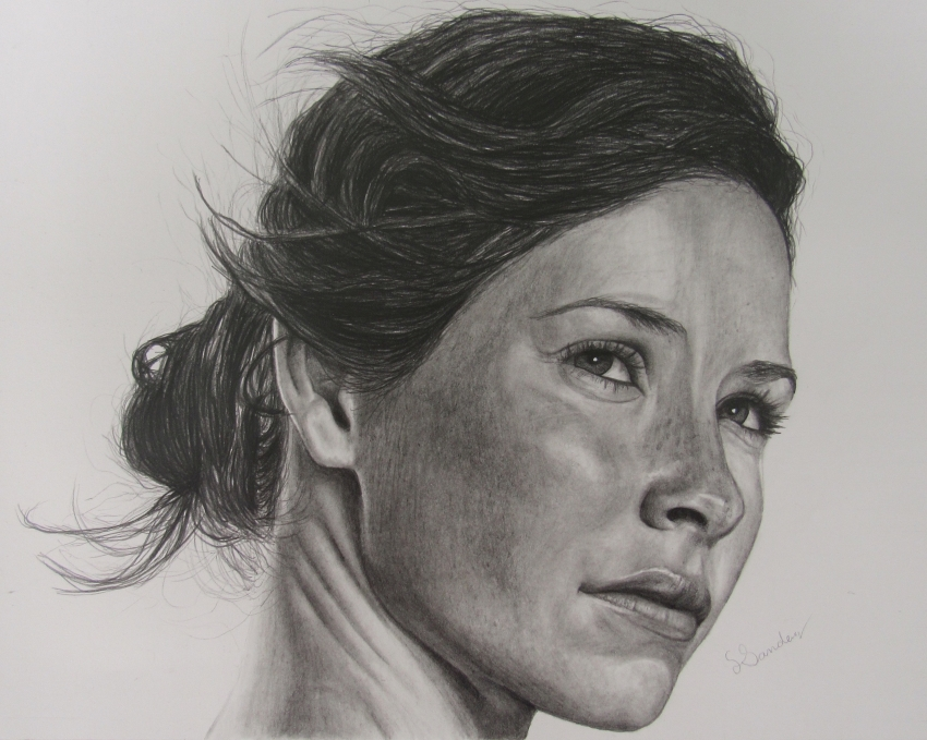 Evangeline Lilly by lcsanders